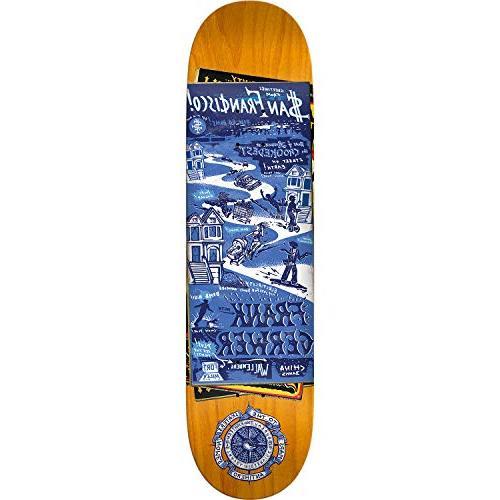 """Anti Hero Skateboards Frank Skaters Homes II Deck 32.25"""" Black Griptape Bundle of"""