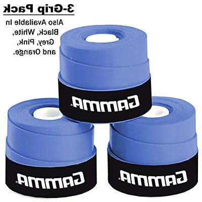 gamma supreme overgrip blue