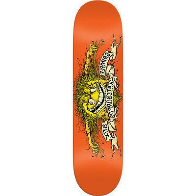 Anti Hero Skateboards Grimple Stix Deck +