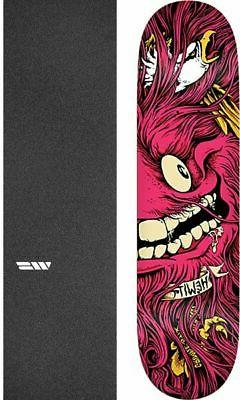 "Anti Hero Skateboards Grimple Stix Collab 8.38"" Skateboard D"