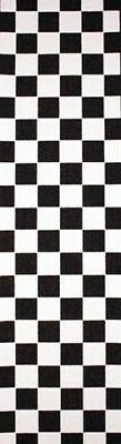 BLACK WIDOW GRIP SINGLE SKATE GRIP SHEET CHECKER