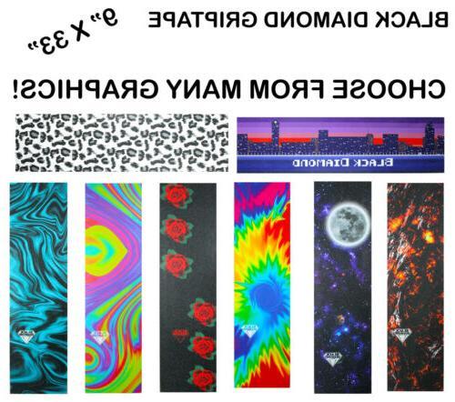 grip skateboard graphic griptape sheet 9 x