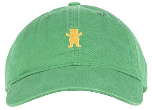griptape og dad bear logo mens hat