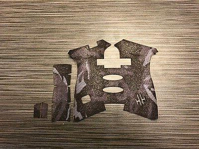 HANDLEITGRIPS Blue Camo Gun for Glock 34/ 35