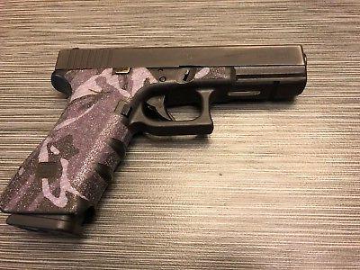 HANDLEITGRIPS Sandpaper Gun Grip for Glock 17/ 34/ 35