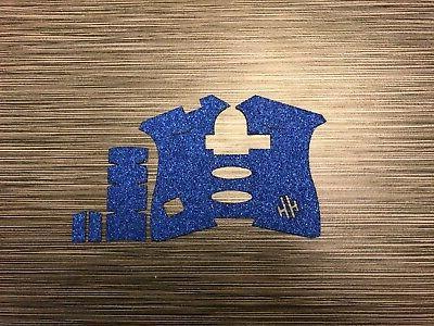 HANDLEITGRIPS Blue Sandpaper Tape Part for Glock 19 / 23