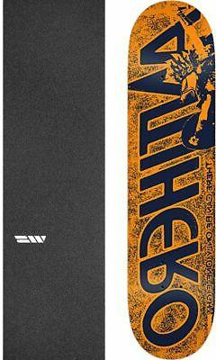 "Anti Hero Skateboards Highlander Hero 8.5"" Skateboard Deck +"