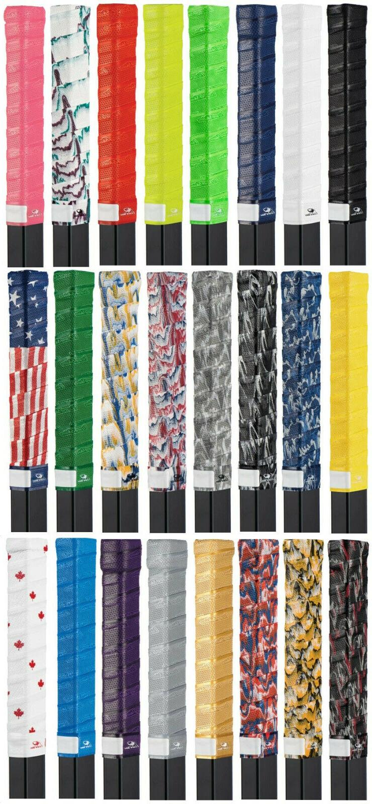 hockey stick handle sticky grip colored dsp