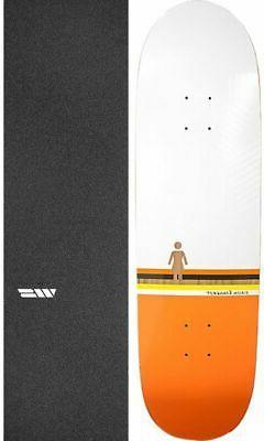 """Girl Skateboards Horizon OG 9"""" Skateboard Deck + griptape"""