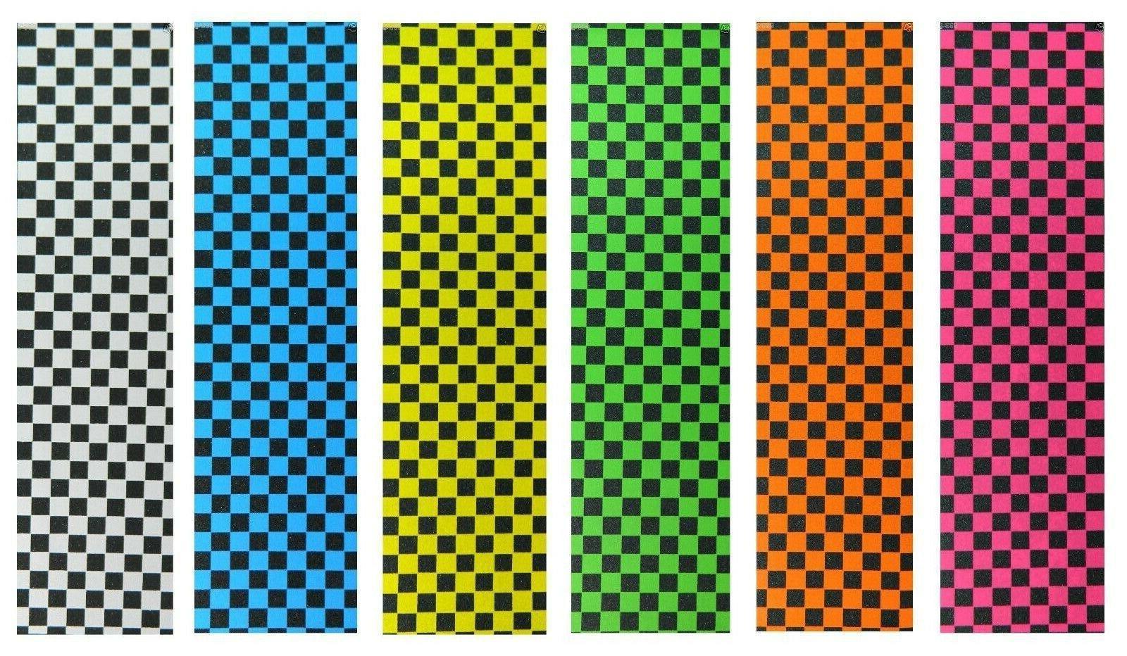jessup quality skateboard checker grip tape 9