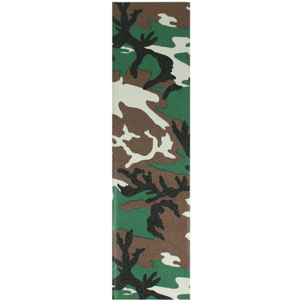 jessup quality skateboard grip tape camo 9
