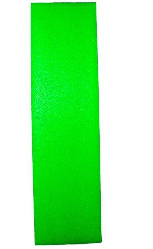 Longboard Sheet 10 in x in GREEN Skateboard Griptape