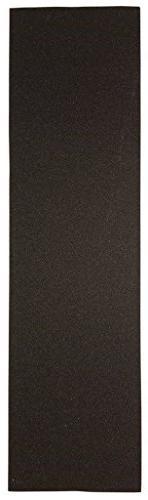 "Black Angel 48"" x 10"" Premium Longboard Grip Tape, Black"