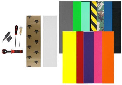 longboard griptape 10 x 44 with application