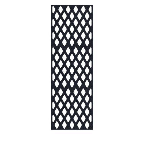 longboard griptape lokton sheet fishnet midnight blue