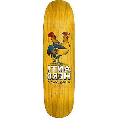 Anti Hero Skateboards For Lovers + griptape