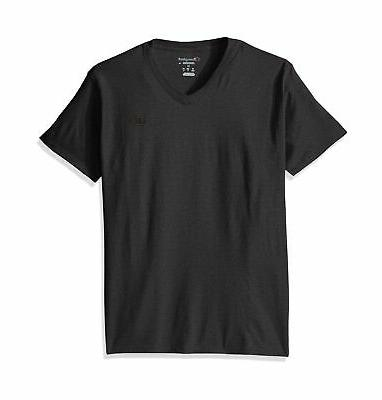 men s classic jersey v neck t