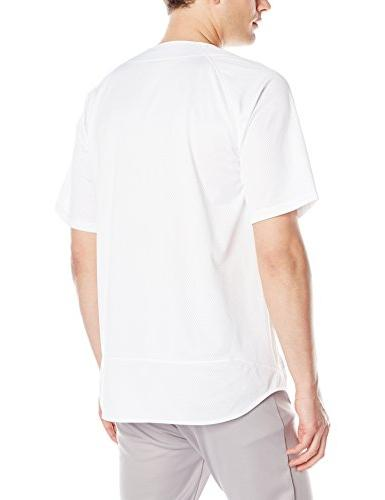 Champion Men's Baseball White, XXX-Large