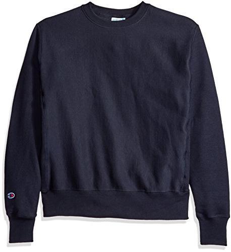 men s reverse weave sweatshirt navy m