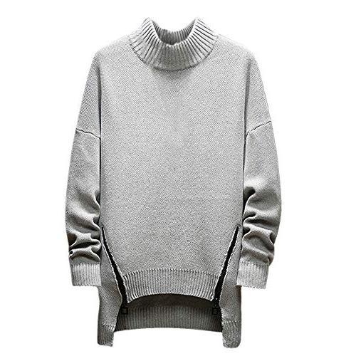 men s turtleneck sweater mens fashion casual