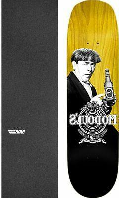 "Anti Hero Skateboards Mo'Douls 8.47"" Skateboard Deck + gript"