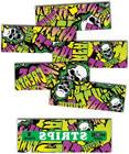 "Mob Skateboard Grip Tape Sheet - 9"" x 3.25"" - Creature - Col"