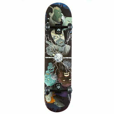 Punisher Skateboards MONSTER MASHUP Complete Skateboard with