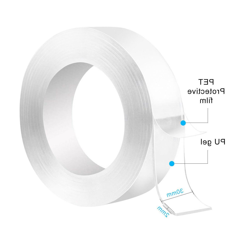 Multi-function Magic Grip Tape Adhesive Sticky 5M