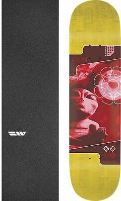 "Alien Workshop  Mystic 8.25"" Skateboard Deck + griptape"