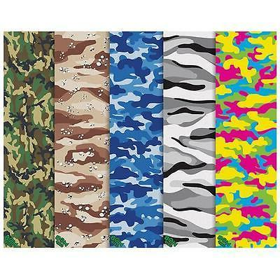 new camo 9in x 33in assorted color