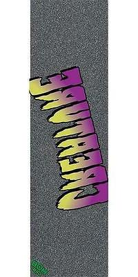 New Mob Creature Purple Logo Skateboard Griptape - 9in x 33i