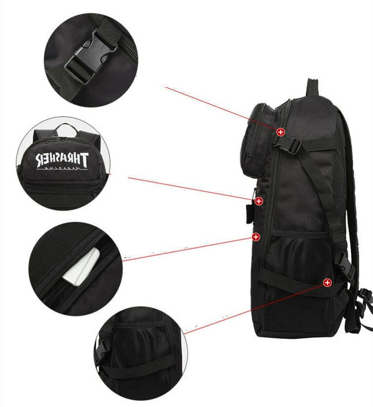 NEW SCHOOL HOT TAPE BACKPACK LABTOP