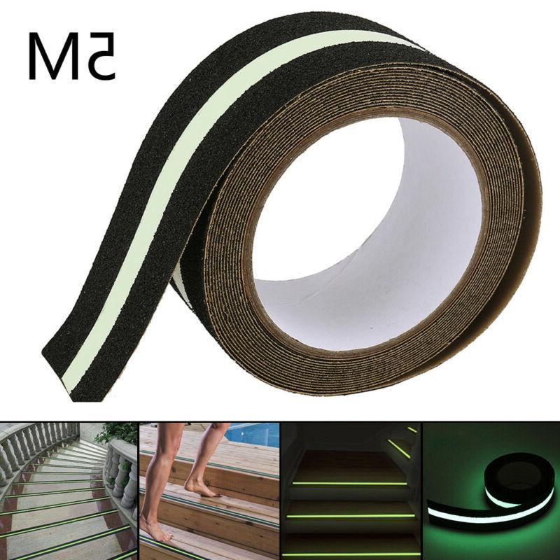 Non-Slip Glow Dark Anti Adhesive for Stairs and