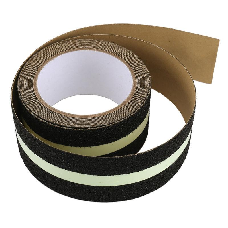 Non-Slip Glow In Dark Adhesive Grip for and Gaffers