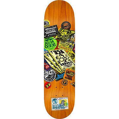 """Anti Board 8.28"""" Skateboard + griptape"""