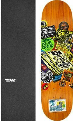 "Anti Hero Skateboards Park Board 8.28"" Skateboard Deck + gri"