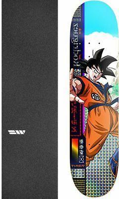 Primitive Skateboarding Paul Rodriguez Dragon Ball Z Goku Sk