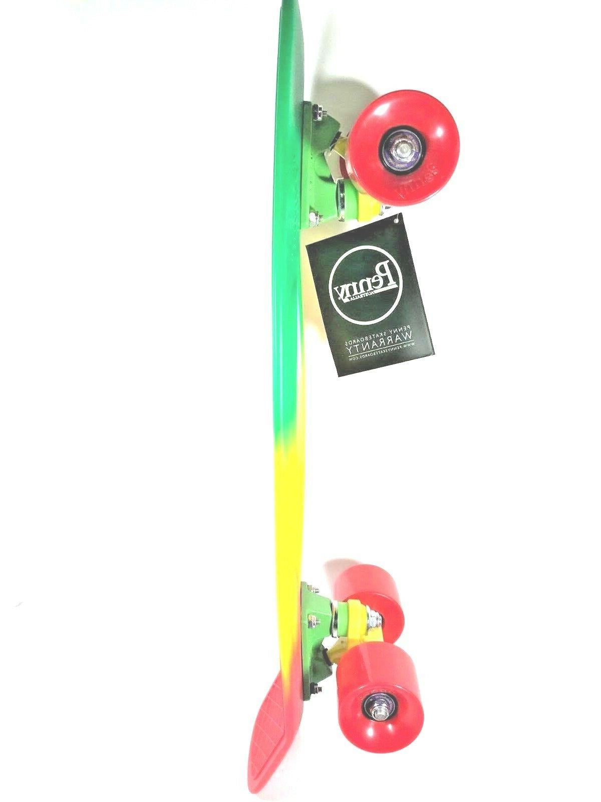 "Penny 22"" completed,skateboards/TRUCKS 5.0"", 5.25"", bearing,"