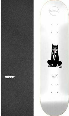 "Almost Skateboards Pets 8.37"" Skateboard Deck + griptape"