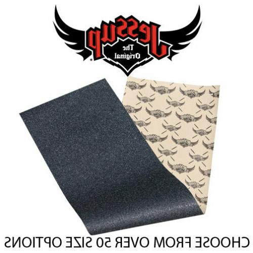 professional griptape for skateboard or longboard grip