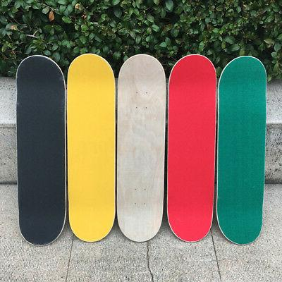 Professional Skateboard Deck Grip Tape Skating Board Sticker