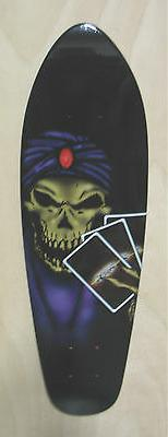 """Psychic Skull Deja Vu"" Graphic Mini Backpack Skateboard Dec"