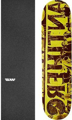 "Anti Hero Skateboards Quarter 7.75"" Skateboard Deck + gripta"