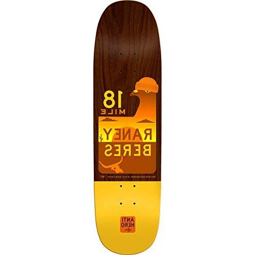 """Anti Beres Skateboard 8.63"""" x 32.04"""" Magic Bundle of"""