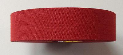 Red Howies Hockey Tape - - 3 Rolls Red Tape
