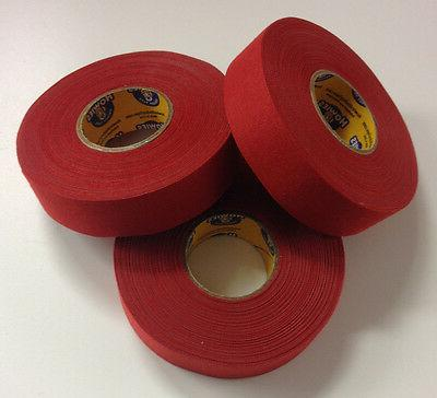 red stick tape 1x27 yards 3 rolls