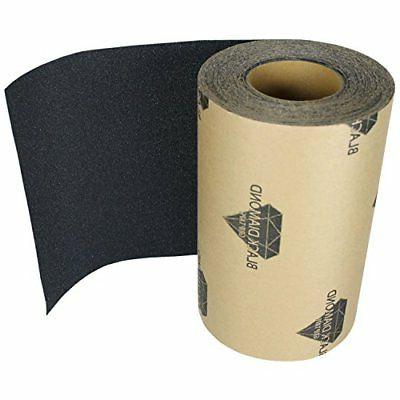 Black Diamond Roll of Grip Tape Skateboard Parts Skateboardi