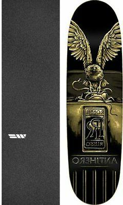 "Anti Hero Skateboards RR 8.75"" Skateboard Deck + griptape"