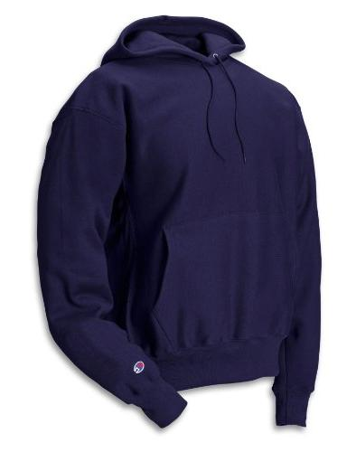 S101 Weave Hooded Navy,