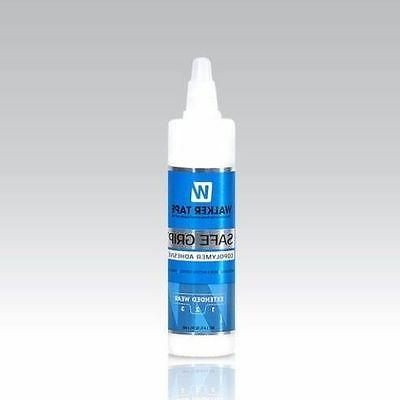 Walker Safe Grip Adhesive Hairpiece, Replacement System Wig Glue